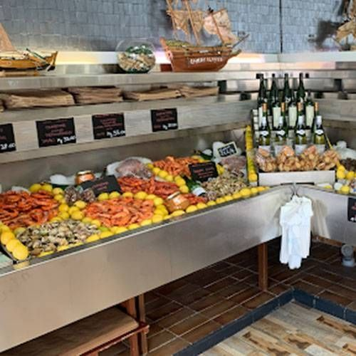 L'Établissement - Coquillages Henry - Restaurant Fruits de Mer Marseille